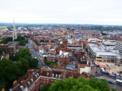 View from rooftop 1