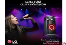 Photo of LG XBOOM ile Evde Eğlence