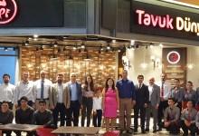 Photo of Tavuk Dünyası Ankara'da 2 yeni şubesinin  kapılarını daha lezzet severlere açtı