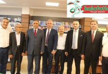 Photo of KALAFATLAR 12.MARKETİNİ DURUGÖL'DE AÇTI.