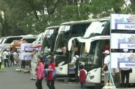 Jasa Raharja Adakan Mudik Gratis ke 84 Kota