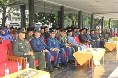 Pemkab Subang Gelar Upacara Harkitnas Ke-109