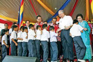 Program Susu Sekolah 1Malaysia dilancar