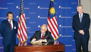PM Jemput Pelabur Antarabangsa