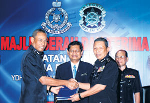 Ismail Omar Rasmi Jadi KPN