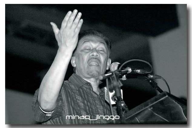 PKR Tak Pernah Lantik Zaid Penyelaras Parti, Kata Anwar