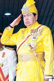 Sultan Selangor kurang senang
