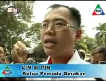 Lim Si Pin Tidak Ganjak Dengan Keputusan Tidak Bertanding