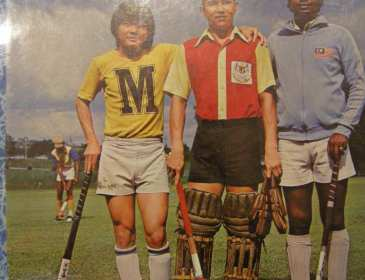 Malaysian-Indian hockey star conferred higher royal title