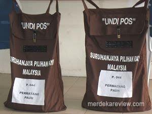 Undi Pos Tentera Bersih, Telus & Profesional – Zulkifeli
