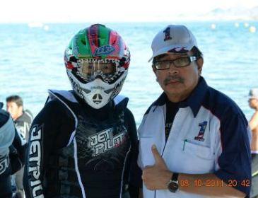 Pasukan Jetrace 1Malaysia ke Pusingan Akhir Jetski Dunia 2011