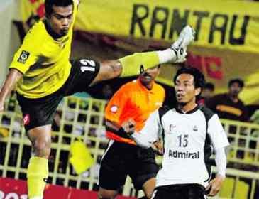 Piala Malaysia: Terengganu temu Negeri Sembilan di final