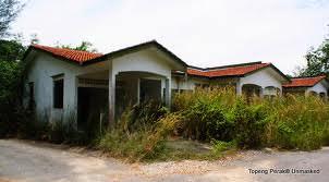 Impian pembeli tidak kesampaian kerana projek rumah terbengkalai