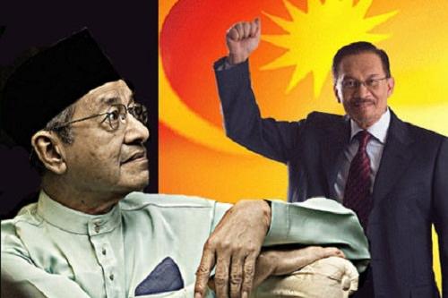 Tun Mahathir Cabar Anwar Tunjuk Surat Pinjaman Bank Dunia