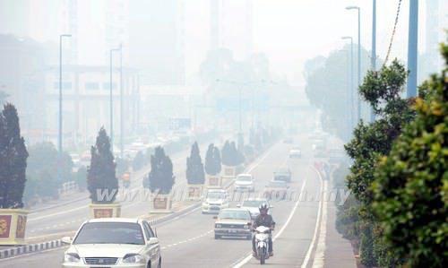Kualiti Udara Di Kota Tinggi, Pasir Gudang Semakin Pulih