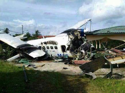 Pesawat Komersil Terhempas di Kudat: MAS Sahkan Dua Maut