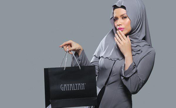Alyah KAYA fesyen