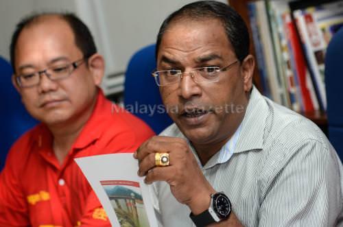 Krisis air: MB Selangor diminta bubar DUN