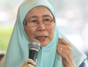 Najib Perlu Beri Penjelasan – Wan Azizah