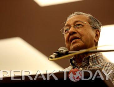 Anifah Patut Berasa Malu  – Mahathir
