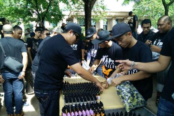 No drugs in vape liquids, say industry players