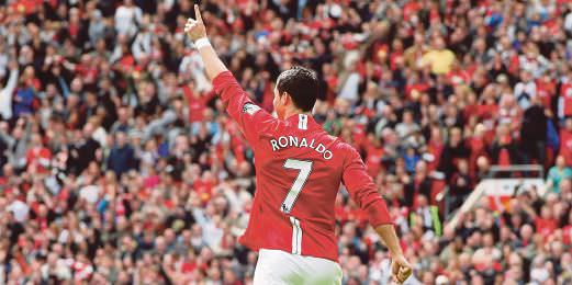 Ronaldo Pemain Bola Sepak Pertama Bergelar 'Billionaire'