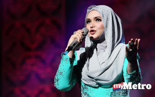 Siti Nurhaliza Jadi Hos Program TV Sempena Ramadan