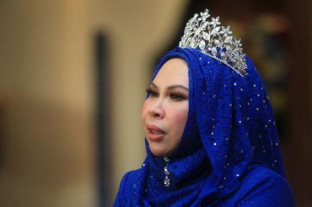 Mahkamah Tinggi Syariah tolak tuntutan hadanah bekas suami Datuk Seri Vida