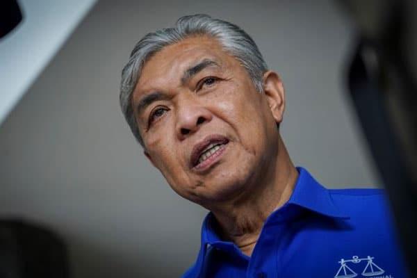 UMNO Selar Tuduhan Bersatu Anggap Zahid Hamidi 'Binatang Politik'