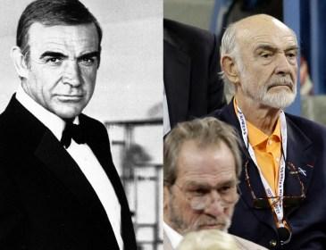 Aktor James Bond meninggal dunia pada usia 90 tahun