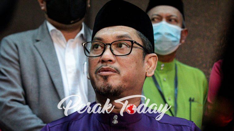Jawatan MB Perak: 'I'll be back', kata Faizal