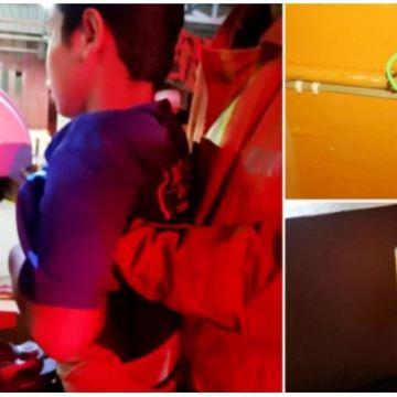 Pelajar Tahfiz Cedera Tercucuk Kepala Paip Besi Pada Perut