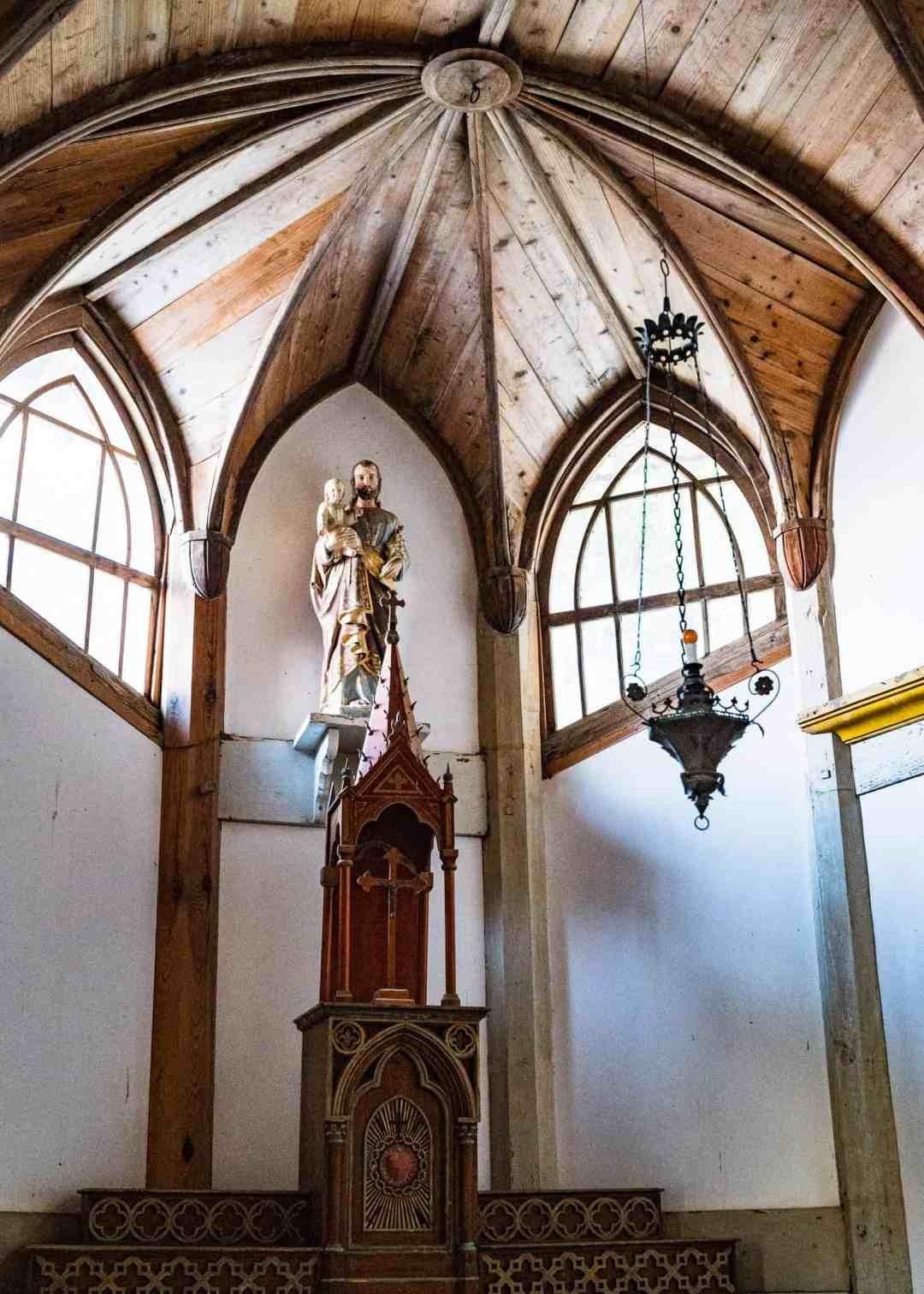 st. joseph of former gorin church