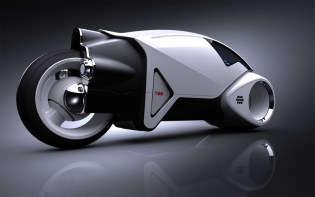 TRON ENCOM 786 Light Cycle