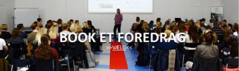 Book et foredrag om velvære og kram med Per Brændgaard