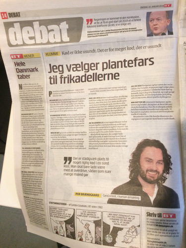 Per Brændgaard om plantefars