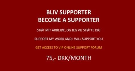 Giv din support til Per Brændgaard og holistisk sundhed