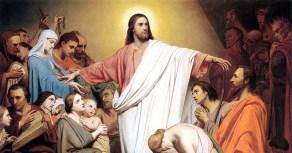 Jesus var en brokkerøv