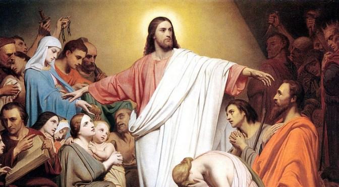 Jesus var en guddommelig brokkerøv