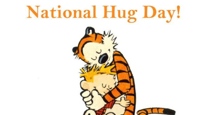 Glædelig krammedag!