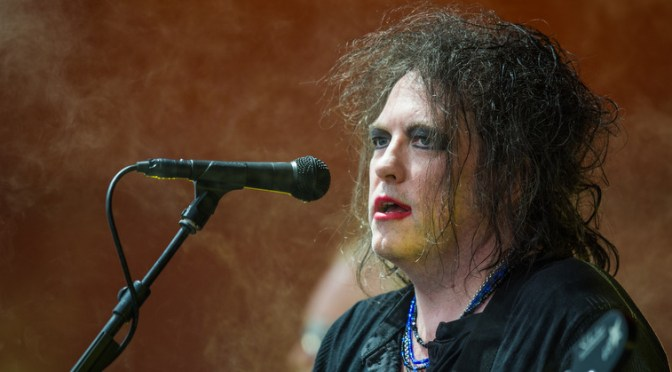 Hug You To Death: Pas på Robert Smith på Roskilde Festival!