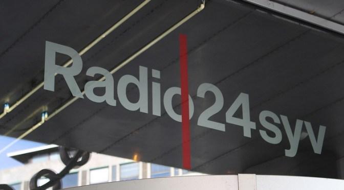 Luk bare Radio24syv