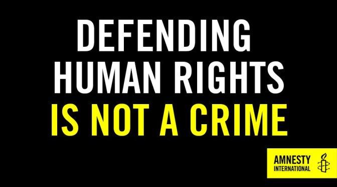 Er Amnesty International blevet en hjernevaskende kult?