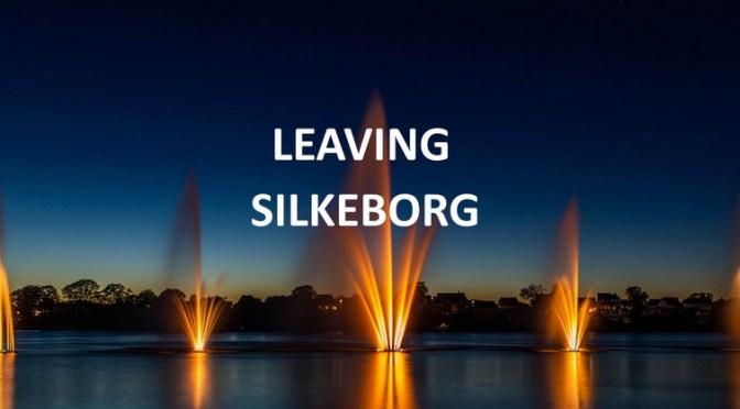 Leaving Silkeborg