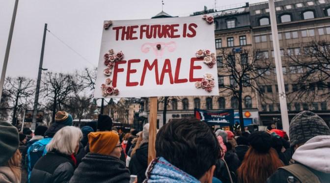 Feminisme er anti-humanisme