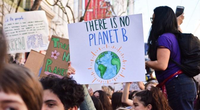 Min holdning til klimaforandring