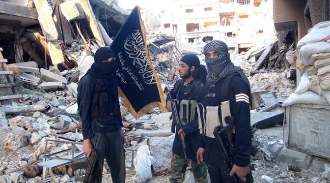 Nyt absurd højdepunkt i krigen mod Syrien