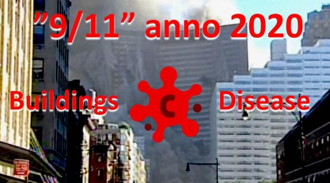 Kollaps: Sammenhængen mellem corona og 9/11