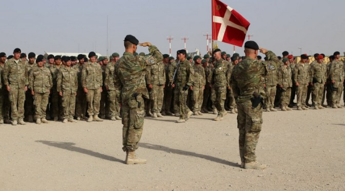 Hvorfor er vi i Afghanistan?