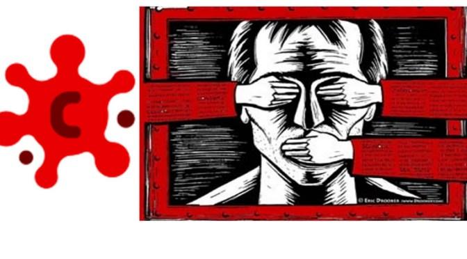 Censur: Corona er ikke det eneste emne
